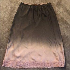 Roxy Silk skirt
